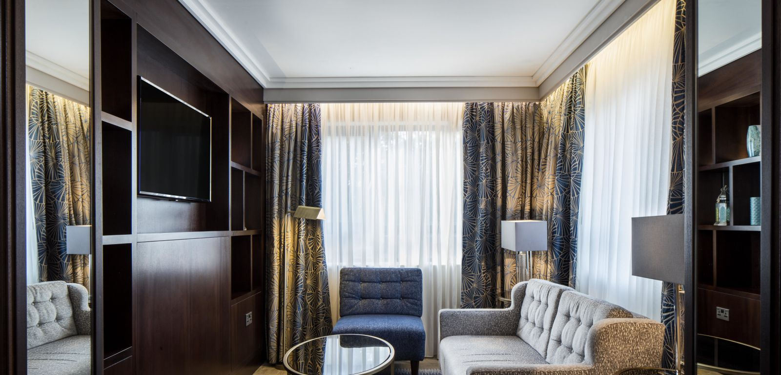 Luxurious new suite at Crowne Plaza Belfast