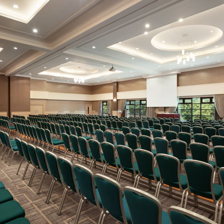 The Grand Ballroom at Crowne Plaza Belfast