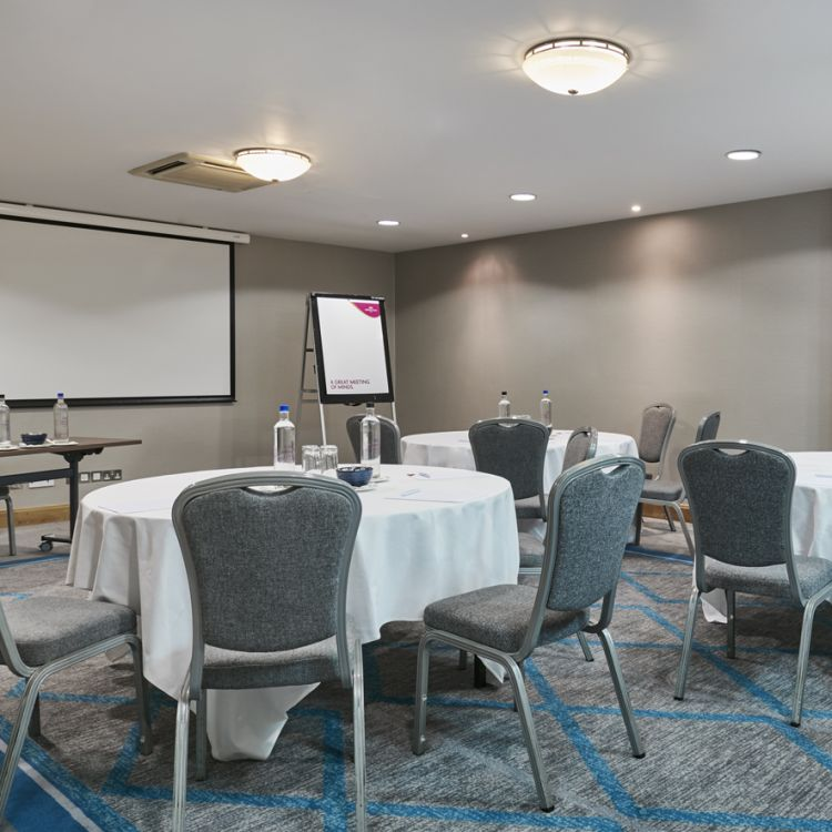The Balsam meeting room in the Great Oak Conference Centre Centre Belfast