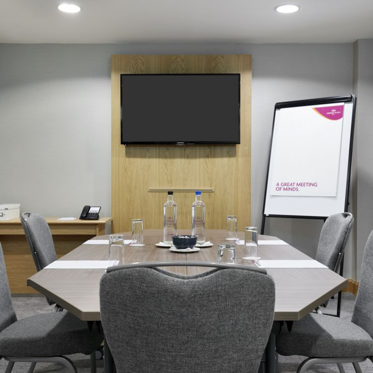 Syndicate meeting room in the Great Oak conference centre Belfast